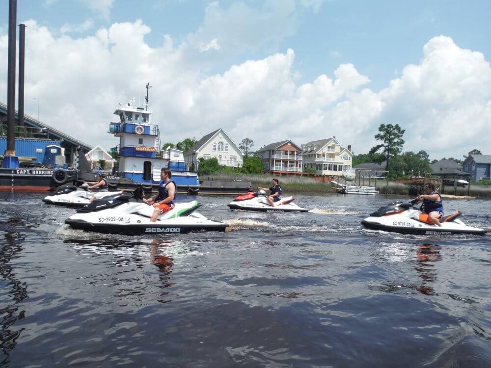 Boat Rentals North Myrtle Beach Sc