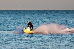 Myrtle Beach jet skiing