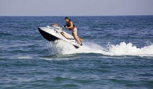 jet skiing Myrtle Beach