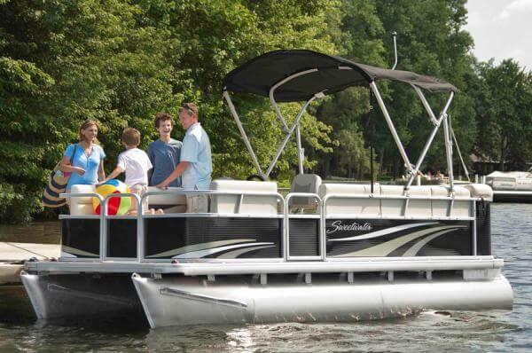 pontoon boats Myrtle Beach