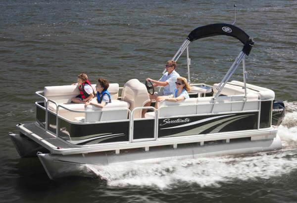 Myrtle Beach Pontoon boat rental